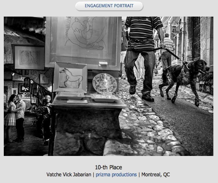 Award winning photographer in Montreal